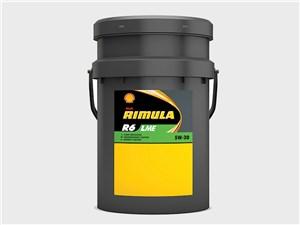 Shell Rimula R6 LME