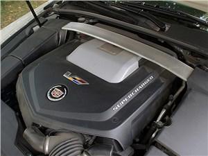 Предпросмотр cadillac cts-v 2009 двигатель