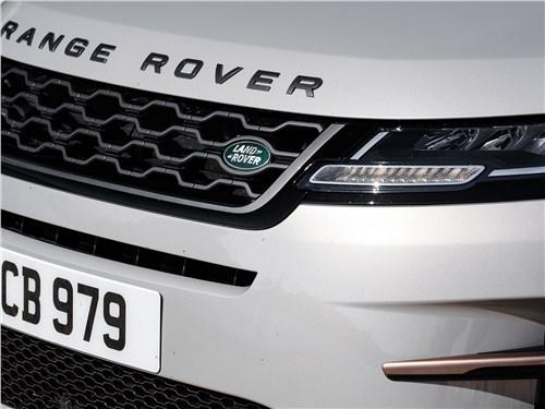 Land Rover Range Rover Evoque 2020 передняя фара