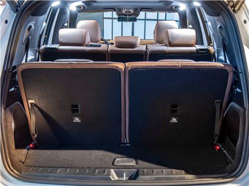 Предпросмотр mercedes-benz glb 2020 багажное отделение