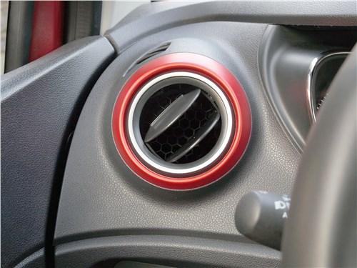 Renault Kaptur 2016 дефлектор