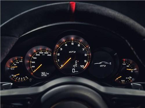 Предпросмотр porsche 911 gt3 2018 приборная панель