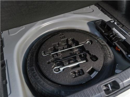 Toyota Corolla 2019 запасное колесо