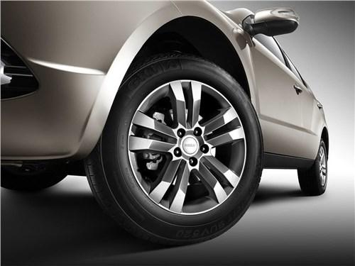 Предпросмотр geely emgrand x7 2016 колесо