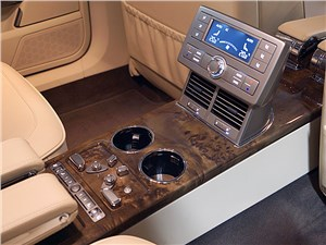 Предпросмотр volkswagen phaeton 2011 пульт управления для задних пассажиров