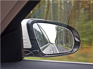 Mercedes-Benz S-Klasse 2013 боковое зеркало