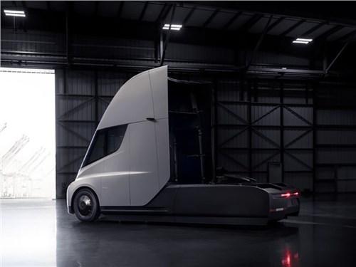 Новость про Tesla Motors - Tesla Semi