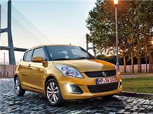 Компания Suzuki представила обновленный Swift