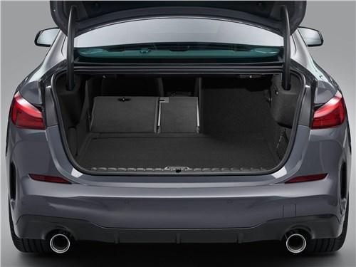 Предпросмотр bmw 2-series gran coupe 2020 багажное отделение
