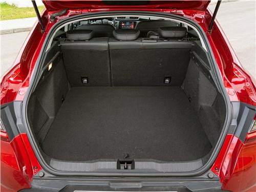 Renault Arkana 2020 багажное отделение