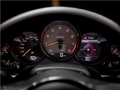 Предпросмотр porsche 911 gt2 rs 2018 приборная панель