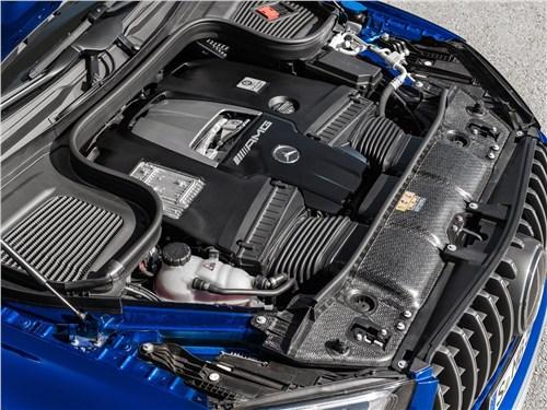 Предпросмотр mercedes-benz gle63 s amg 2021 двигатель