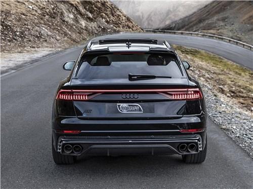 ABT Sportsline | Audi SQ8 вид сзади