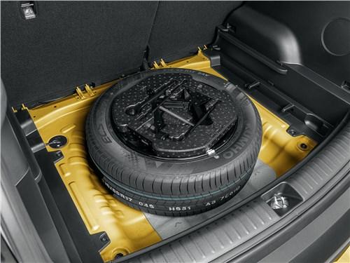 Kia Seltos 2020 запасное колесо