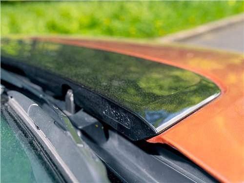 Land Rover Discovery Sport 2020 внешняя подушка безопасности