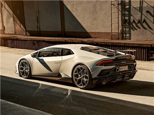 Novitec | Lamborghini Huracan Evo вид сзади