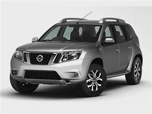 Nissan Terrano оформляет прописку на «Автофрамосе»