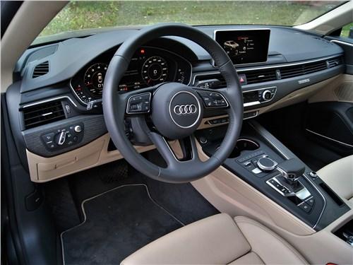 Audi A5 Sportback 2020 салон