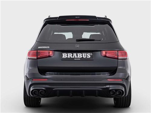 Brabus | Mercedes-Benz GLB вид сзади