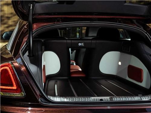 Niels van Roij Design | Rolls-Royce Wraith багажное отделение