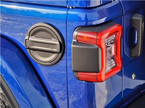 Jeep Wrangler (2018) задние фонари