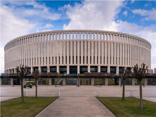 Стадион в Краснодаре – одна из лучших футбольных арен Европы