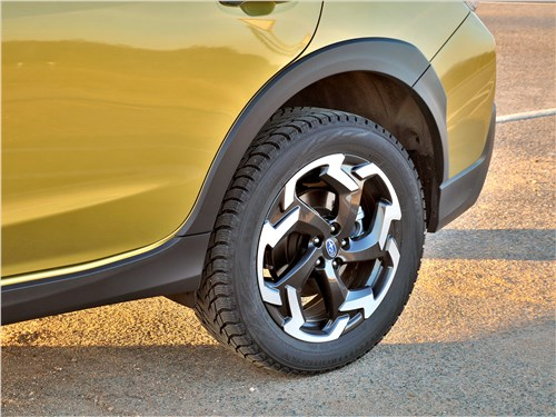 Subaru XV (2022) колесо