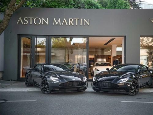 Aston Martin переведет все машины на электричество