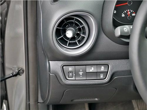 Предпросмотр kia cerato (2022) кнопки