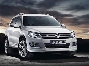 Volkswagen Tiguan R-Line уже в продаже