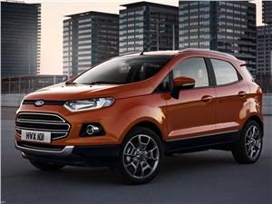 Озвучены предполагаемые цены на российскую версию Ford EcoSport