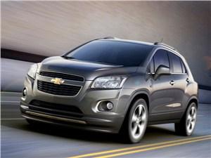 Chevrolet Tracker для России получит 2 двигателя