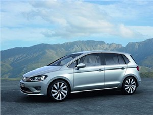 Новость про Volkswagen Golf Sportsvan - Volkswagen Golf Sportsvan