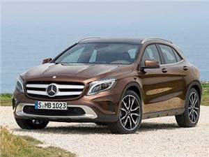 Новость про Mercedes-Benz GLA-Class - Mercedes-Benz GLA 2014