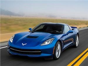 Chevrolet Corvette Stingray стал лучшим легковым автомобилем года в Северной Америке