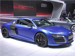 Audi R8 нового поколения может получить турбированные двигатели небольшого объема