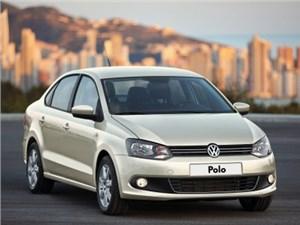 Седан Volkswagen Polo снова подорожал
