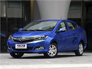 На российский рынок выходит новый китайский седан С-класса