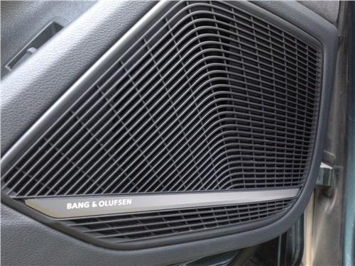 Audi A5 Coupe 2017 динамик