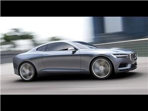 Предпросмотр volvo coupe концепт 2013 вид сбоку фото 5