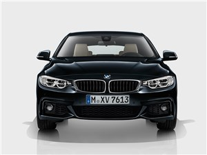 Предпросмотр bmw 4 series gran coupe 2014 вид спереди фото 3