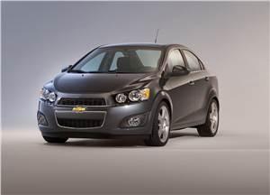 Chevrolet Aveo (седан)