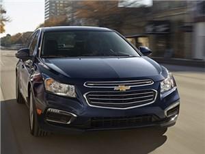 Появилась официальная информация об обновленном Chevrolet Cruze