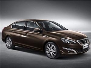 В Пекине дебютировал новый Peugeot 408