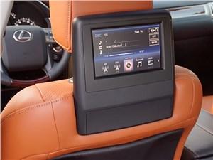 Предпросмотр lexus gx 460 2014 монитор