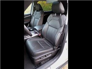 Предпросмотр acura mdx 2014 передние кресла