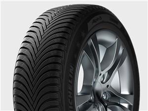 13. Зимние шины Michelin Alpin 5