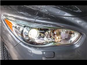 Предпросмотр infiniti qx60 hybrid 2015 передняя фара