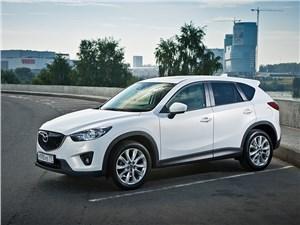 Тормоза подвели. Почти 900 Mazda CX-5 отзывают в России