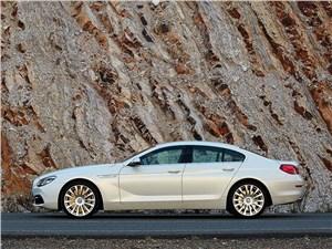Предпросмотр bmw 6-series gran coupe 2015 вид сбоку